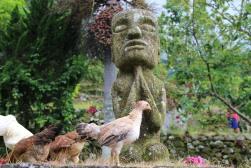 voyage-indonesie-sumatra-toba lake-chaises en pierre du roi siallagan (6)
